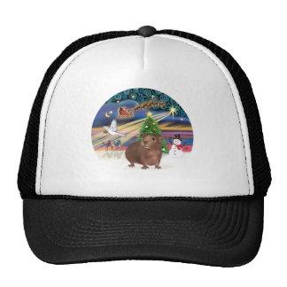Christmas Magic - Guinea Pig #3 Trucker Hat