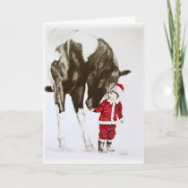 Christmas Magic Holiday Card
