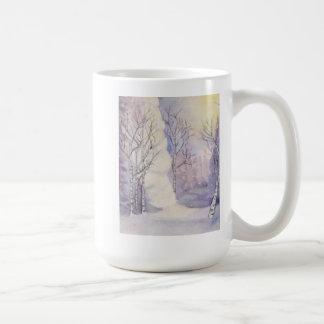 Christmas Magic Light Coffee Mugs