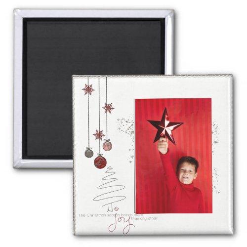 christmas magnet magnet