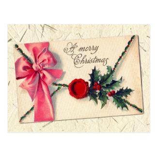 Christmas Mail! Postcard