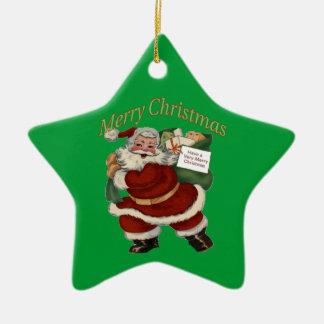 Christmas Manger Scene Ornament