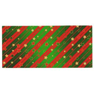 Christmas Wood USB 2.0 Flash Drive