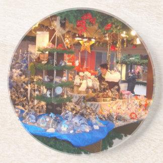 Christmas Market in Hamburg Coasters