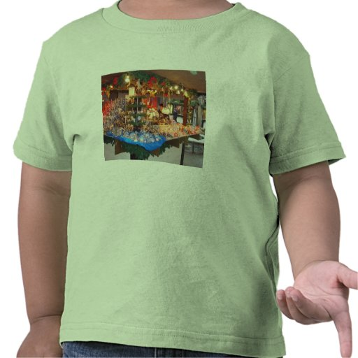 Christmas Market in Hamburg T-shirt