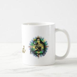 Christmas Mary and Jesus Coffee Mug