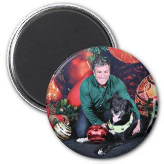 Christmas - Maverick - Border Collie X Magnet