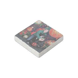 Christmas - Maverick - Border Collie X Stone Magnet