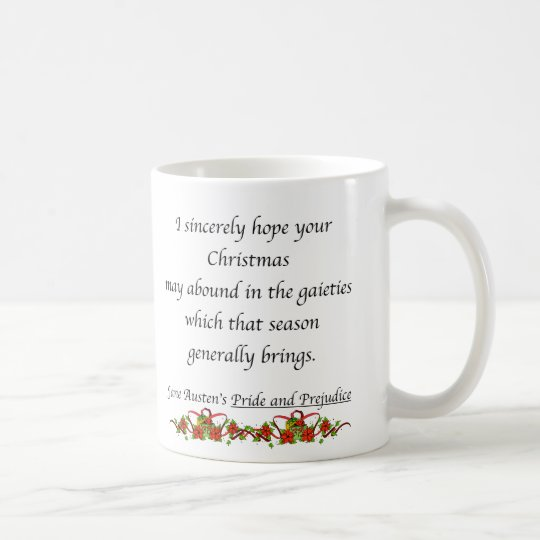 Christmas May Abound Coffee Mug
