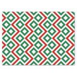 "Christmas Meander Tissue Paper 17"" X 23"" Tissue Paper"