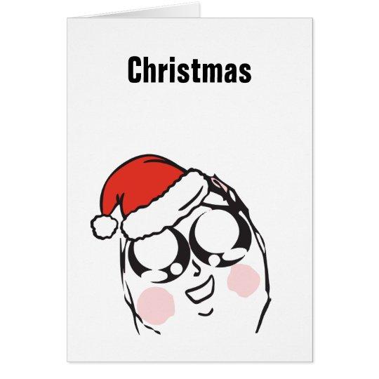 Anime Christmas Meme.Christmas Meme Troll Le Me Anime Custom Editable