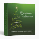 Christmas Memories 3 Ring Binder