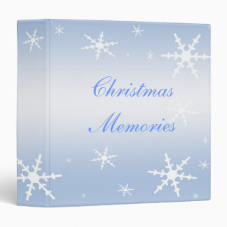 Christmas Memories Binder