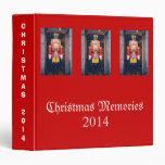 CHRISTMAS MEMORIES BINDER 2014 NUTCRACKER THEME
