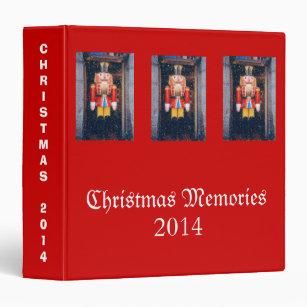 christmas memories binder 2014 nutcracker theme - Christmas Memories Book