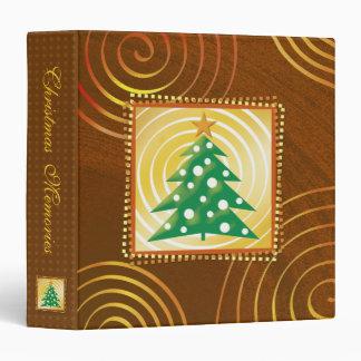 Christmas Memories | Eerie 3 Ring Binder