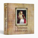 Christmas Memories Santa Binder