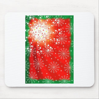 Christmas Merry Holiday Tree Ornaments celebration Mousepads