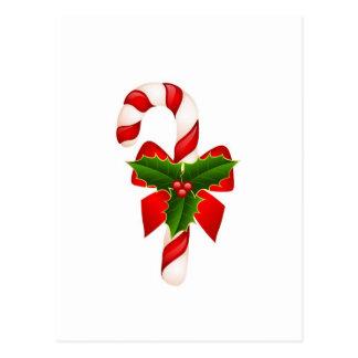 Christmas Merry Holiday Tree Ornaments celebration Postcard