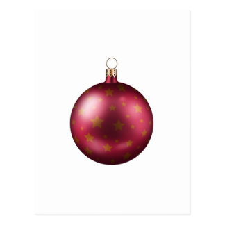 Christmas Merry Holiday Tree Ornaments celebration Post Cards