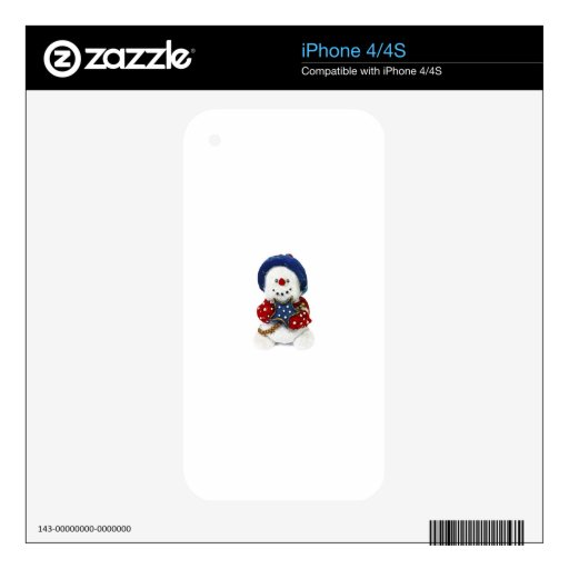 Christmas Merry Holiday Tree Ornaments celebration Skins For iPhone 4