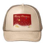 Christmas Mesh Hat