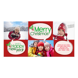 Christmas Message Card