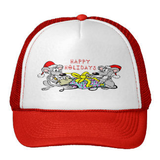 Christmas Mice Trucker Hat