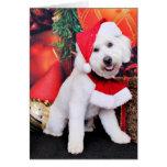 Christmas - Mini Doodle - Winston Greeting Cards
