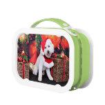 Christmas - Mini Doodle - Winston Yubo Lunchbox