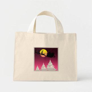 Christmas Mini Tote Bag