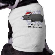 Christmas Miniature Pig T-Shirt