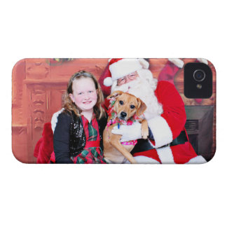 Christmas - Minnie - Boxer X Case-Mate iPhone 4 Cases