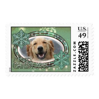 Christmas Mint - Mickey - Labrador Postage