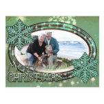 Christmas Mint - Williams Foxy and Corky Photo 3 Postcard