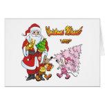 Christmas Miracle Love Greeting Card