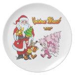 Christmas Miracle Love Plates