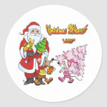 Christmas Miracle Love Stickers