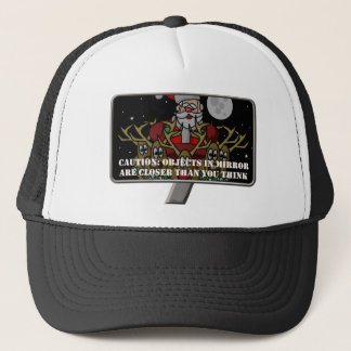 Christmas Mirror Trucker Hat