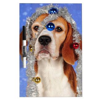 Christmas Mishap Dry Erase Board