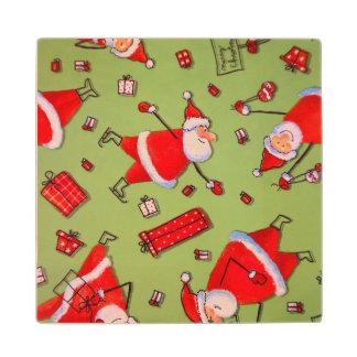 Christmas Wood Coaster
