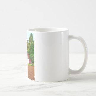 christmas mom barn pic.jpg coffee mug