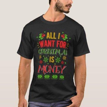 Christmas money gift T-Shirt