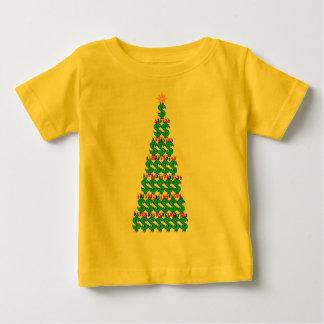 Christmas Money Tree Baby T-Shirt