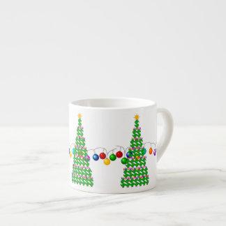 Christmas Money Tree Espresso Cup