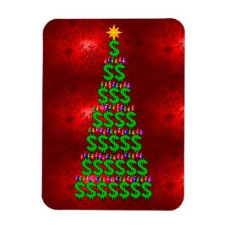 Christmas Money Tree Magnet