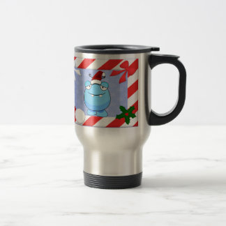 Christmas Monster Travel Mug