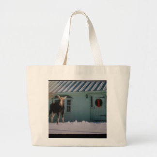 CHRISTMAS MOOSE - Customized - Customized Tote Bags