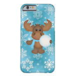 Christmas Moose iPhone 6 barely there case