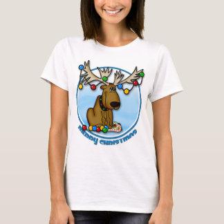 Christmas Moose Shirt